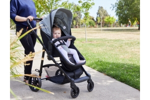 How the Haven Stroller makes new parents happy!