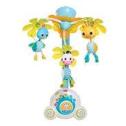 Soothe N Groove Safari Baby Mobile