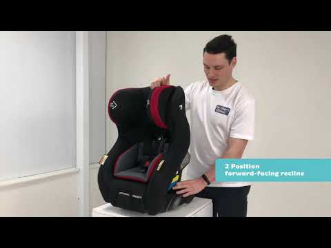 Mother's Choice Cherish II convertible car seat