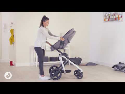 Lila Duo Stroller:  How to Assemble