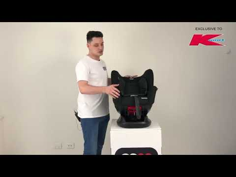 Mother's Choice Harmony Convertible Car Seat