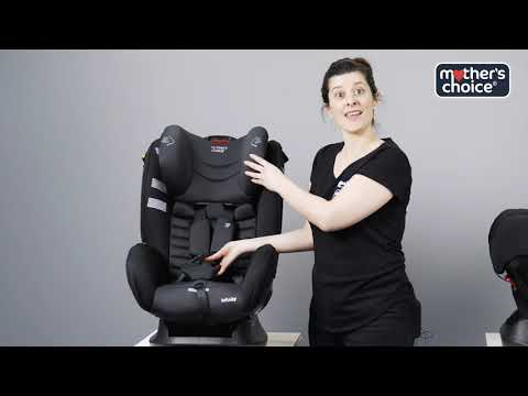 Mother's Choice Infinity Seat How to Video A