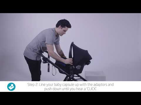 Citi Baby Capsule Travel System