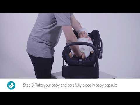 Citi Baby Capsule How To Put Baby