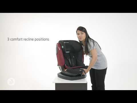 Titan Pro - Comfort recline