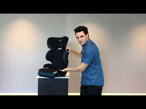 Mothers Choice Dawn Booster Seat demo