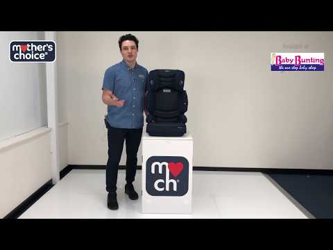 Mothers Choice Zeal AP Booster Seat - Easy to use Booster Seat
