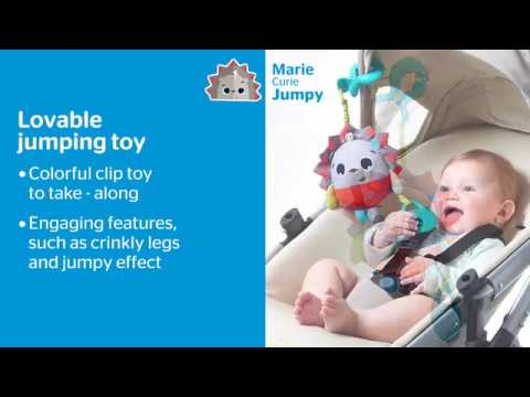 Tiny Love® Tiny Pioneers On the Go Toys
