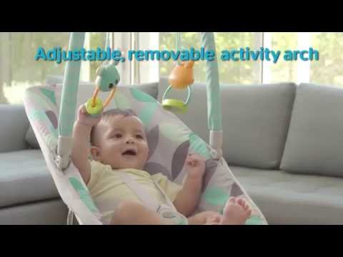 3-in-1 Close to Me Bouncer - Revolutionary Baby Bouncer by Tiny Love